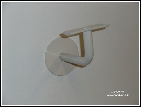Handlaufhalter pulverbeschichtet S1308 für Handlauf